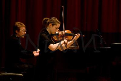 Student concert - Aberdeen 2009