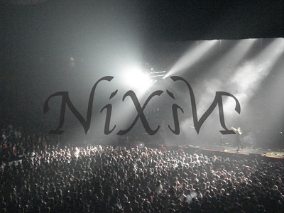 Nine Inch Nails concert - Rexall