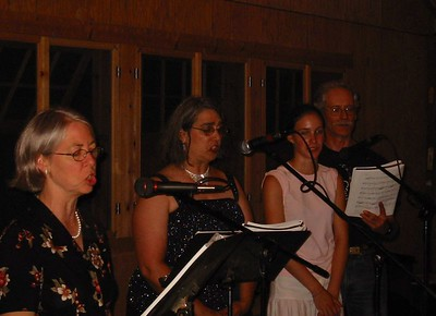 Pinewoods Band