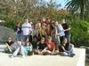 Quakertown H.S. Choir in Bermuda '06-- Trudy in middle