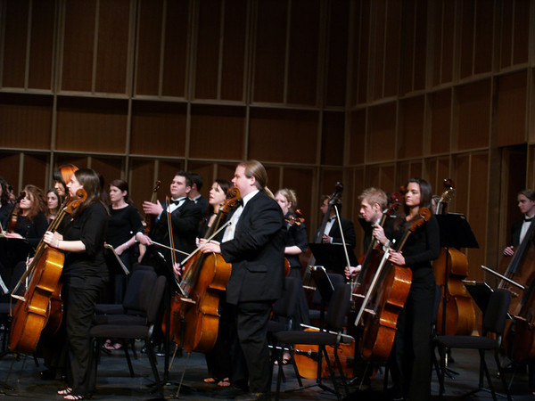 West  Chester University Orchestra, 2007