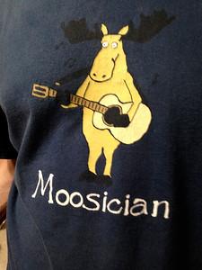 I liked Bob's shirt