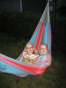 Lenore and Jana