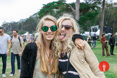 Outside Lands 2015 Day Two
