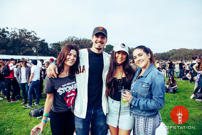Outside Lands 2017 Day 1, Aug 11, 2017 at Golden Gate Park