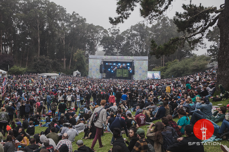 Outside Lands 2017 Day 3, Aug 13, 2017 at Golden Gate Park