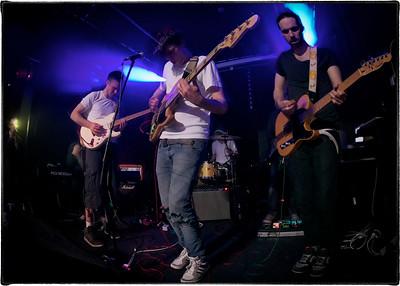 Overhead, The Albatross Dublin 2012
