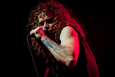 Overkill, 1/30/2012, The Fillmore, San Francisco