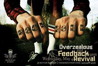 000 Regional Music Night with Overzealous and Feedback Revival