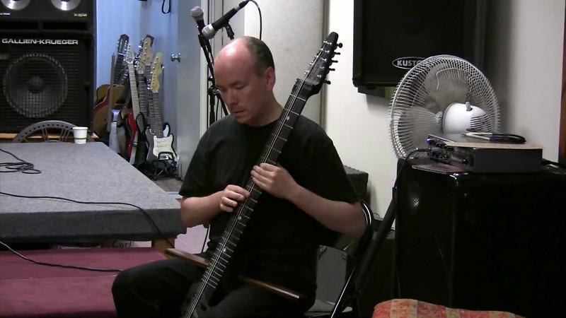 John at Oz Music 2014