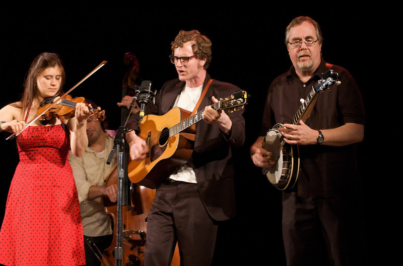 Philadelphia Folk Festival 2009Tony Trischka Band