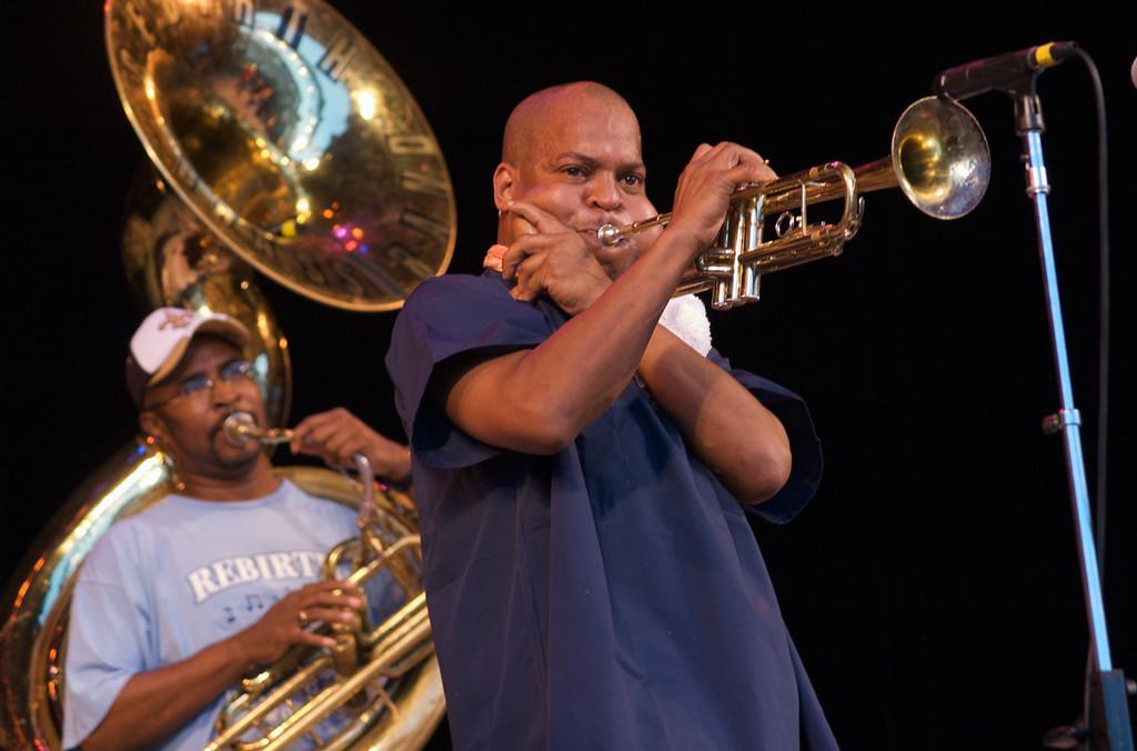 Philadelphia Folk Festival 2009Rebirth Brass Band