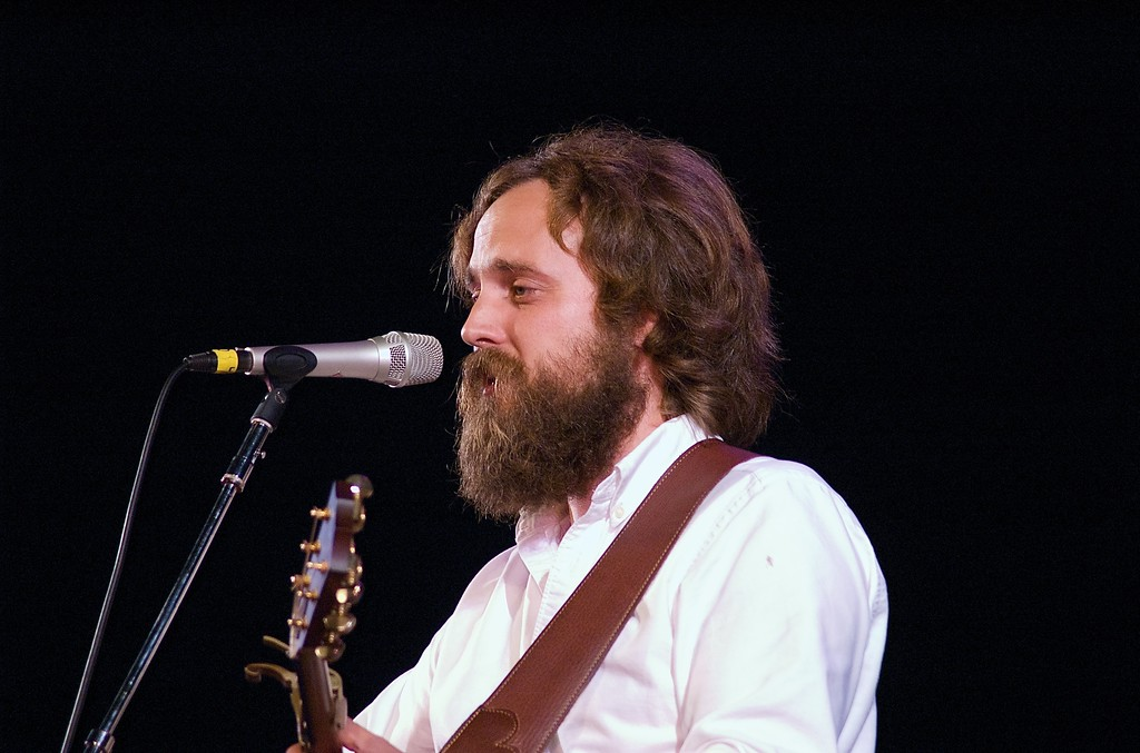 Philadelphia Folk Festival 2009Iron and Wine