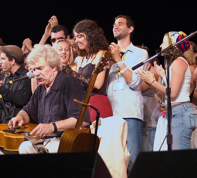 Philadelphia Folk Festival 2009, Tom Rush