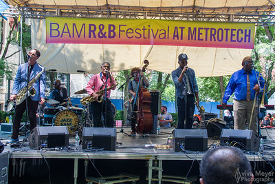Preservation Hall Jazz Band at BAM R&B Festival