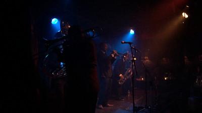 VIDEO:  Sugar Plum, Preservation Hall Jazz Band at McKittrick Hotel (2015-10-27)