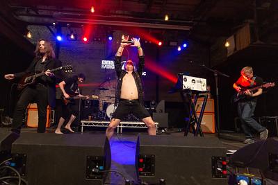 BBC 6 Music Festival, Camp & Furnace, Liverpool, UK - 31 Mar 2019