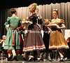 The Arkansas Festival Ballet in a scene for Act 1 of the Nutcracdker Ballet.