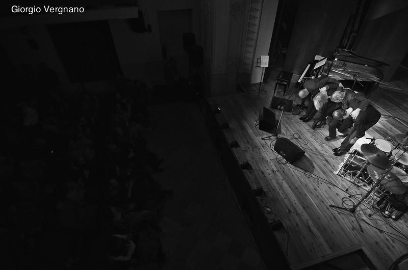 Anne Ducros & Luigi Martinale Trio