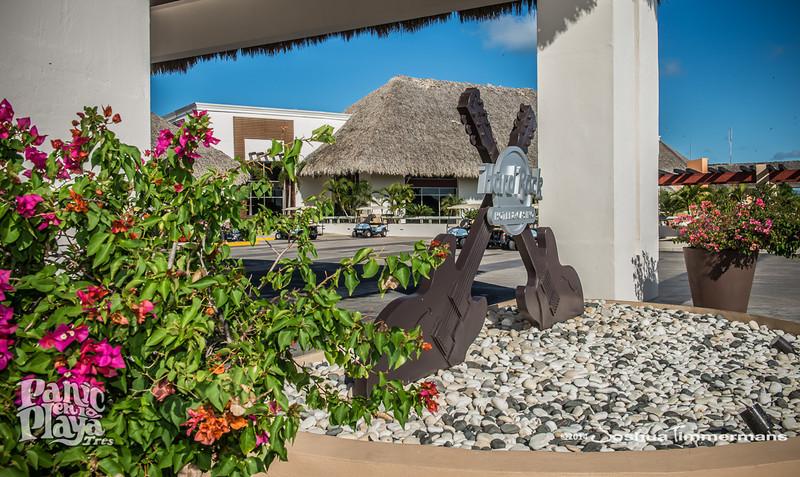Panic en la Playa Tres - Pre-event check in & soundcheck - 3/16/13 - Hard Rock Resort & Casino - Punta Cana, Dominican Republic. ©Josh Timmermans & Noble Visions.  Full galleries: http://wp.me/p1Ts4X-St