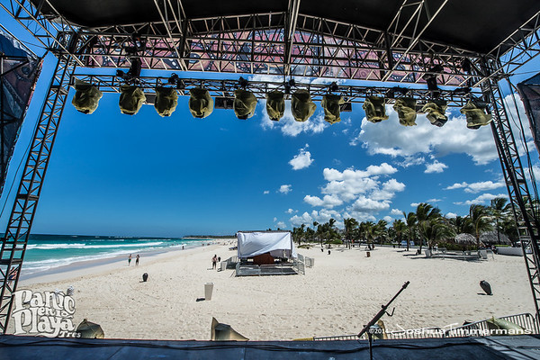 Panic en la Playa Tres - Day 1 - 3/17/14 - Hard Rock Resort & Casino - Punta Cana, Dominican Republic. ©Josh Timmermans & Noble Visions.  Full galleries: http://wp.me/p1Ts4X-Sv