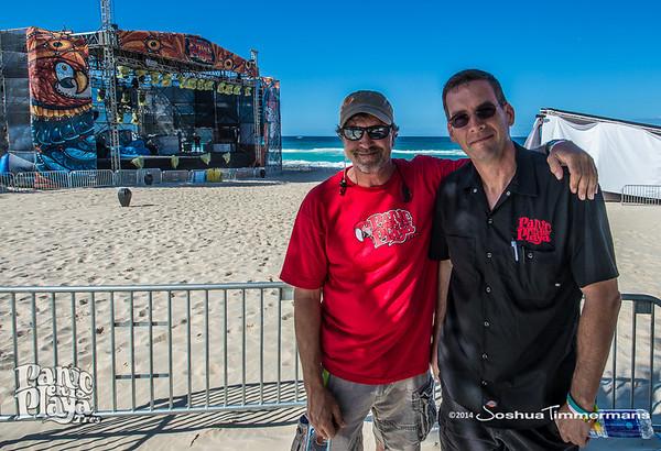 Panic en la Playa Tres - Day 1 - 3/17/14 - Hard Rock Resort & Casino - Punta Cana, Dominican Republic. ©Josh Timmermans & Noble Visions.  Full galleries: http://wp.me/p1Ts4X-Sv