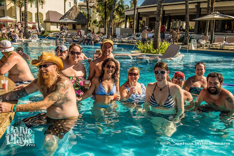 Panic en la Playa Tres - Day 2 - 3/18/14 - Hard Rock Resort & Casino - Punta Cana, Dominican Republic. ©Josh Timmermans & Noble Visions. Full Galleries: http://wp.me/p1Ts4X-Sx