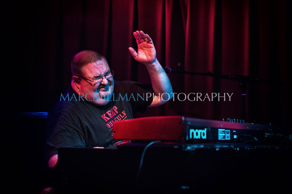 Papa Grows Funk @ Sullivan Hall (Fri 3/15/13)