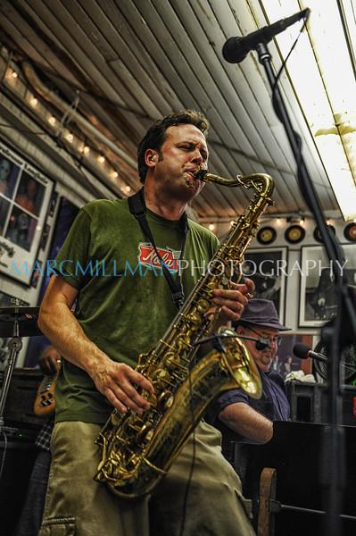 Papa Grows Funk Louisiana Music Factory (Mon 4 30 12)