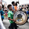 Chosen Ones Brass Band with Big Nine and Go Getters Social Aid & Pleasure Clubs and Ladies of Unity LLC parade (Fri 4 28 17)_April 28, 20170050-Edit
