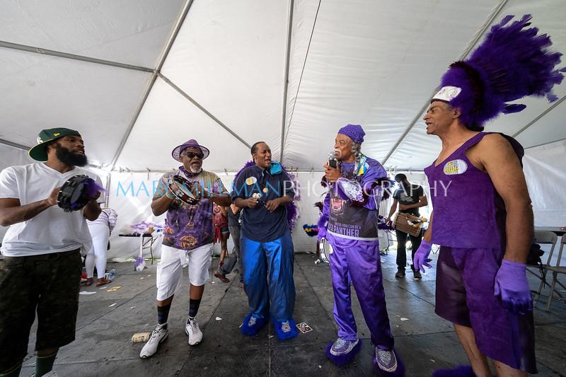New Orleans Mardi Gras Indian Rhythm Section parade (Sat 4 27 19)_April 27, 20190036-Edit