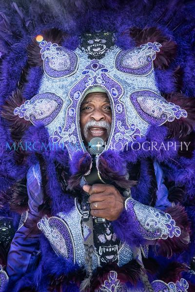 New Orleans Mardi Gras Indian Rhythm Section parade (Sat 4 27 19)_April 27, 20190051-Edit