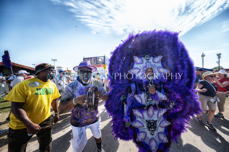 New Orleans Mardi Gras Indian Rhythm Section parade (Sat 4 27 19)_April 27, 20190022-3-Edit