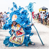 Uptown Warriors, Wild Red Flames, and Young Brave Hunters Mardi Gras Indians parade (Sat 5 6 17)_May 06, 20170052-Edit