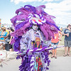 Uptown Warriors, Wild Red Flames, and Young Brave Hunters Mardi Gras Indians parade (Sat 5 6 17)_May 06, 20170067