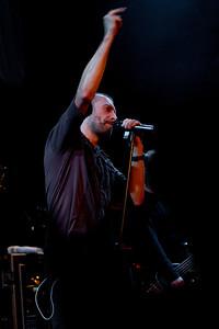 Paradise Lost, 9/7/2012, Great American Music Hall, San Francisco