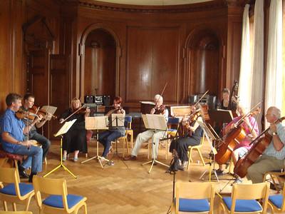 Parry Boveridge House Concert Aug 2010