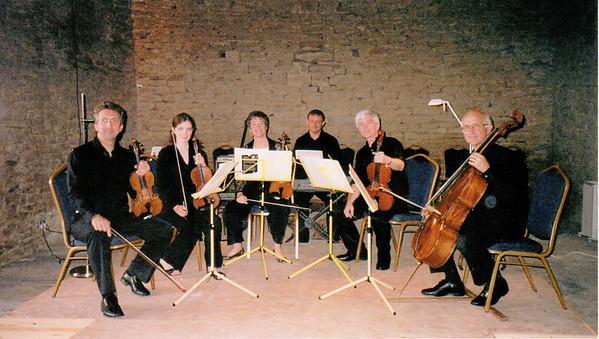 Parry Ensemble Cirencester Aug 2008