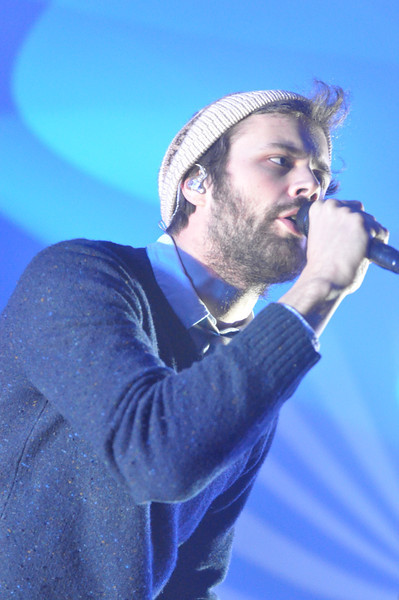 Bryce Lafoon Photography shoots the band Passion Pit in Wilmington, North Carolina.