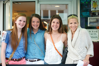 Mary, Sarah, Audrey and Brandy from Toledo