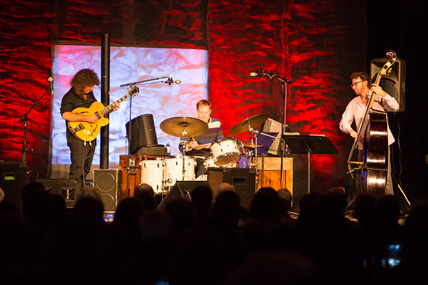 Pat Metheny at the Grove Park Inn- Asheville, NC 2013