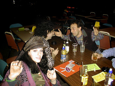 Patti, Fred, and Shep