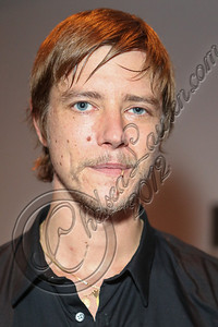 "LOS ANGELES, CA - SEPTEMBER 01:  Musician Paul Banks attends the listening party for his album ""Julian Plenti Lives..."" at Sonos Studio on September 1, 2012 in Los Angeles, California.  (Photo by Chelsea Lauren/WireImage)"