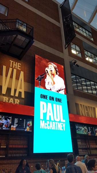Paul McCartney October 2, 2017