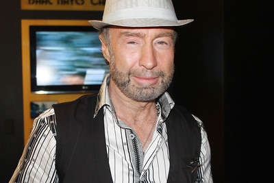 "Paul Rodgers at ""The Royal Sessions"" album release party (2/15/14)."