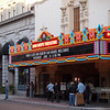The Bob Hope (Fox) Theatre in downtown Stockton