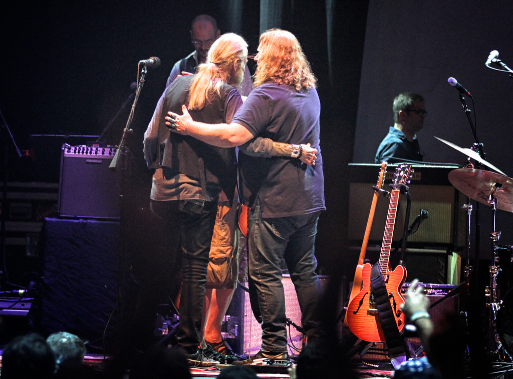 Greg Allman / Warren Haynes