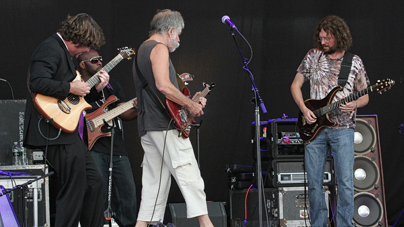 Bob Weir w/ Keller Williams