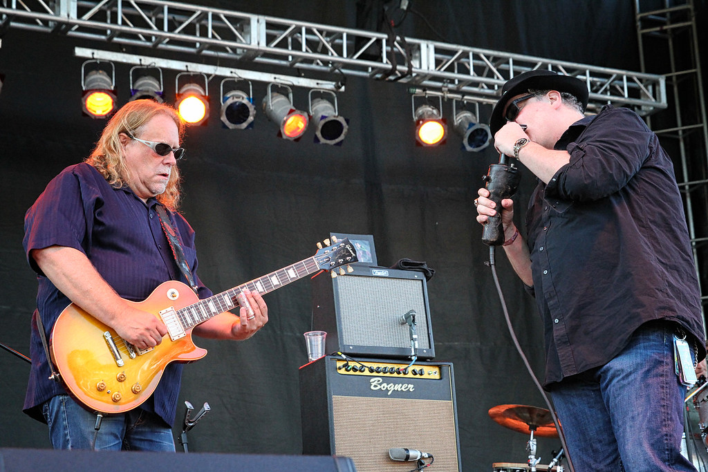 Warren Haynes / John Popper