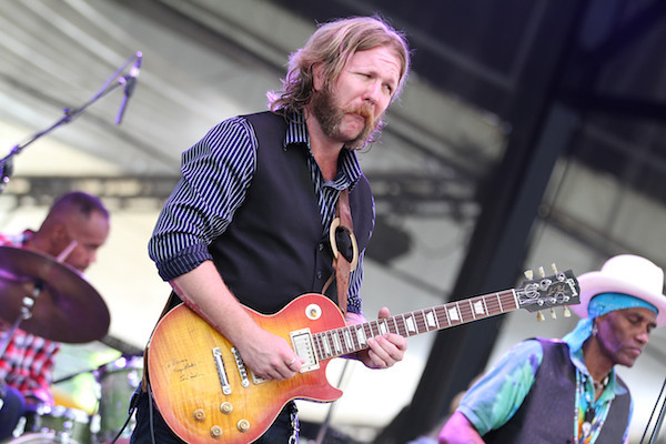 Royal Southern Brotherhood - Devon Allman